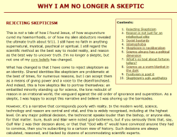 no longer skeptic