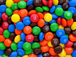 Syrian refugees are not M&Ms