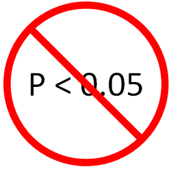 P-values are scientifically irrelevant