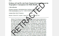 Retracted chemtrails paper