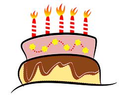 Fifth Blog Anniversary