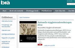 Nationella Trygghetsundersökningen