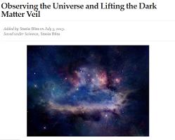 Bliss on Dark Matter
