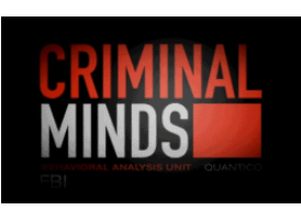 Criminial Profiling on TV