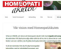 Homeopathic ER