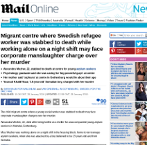 Daily Mail shoddy reporting