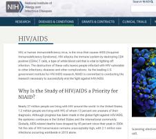 HIV/AIDS fact sheet