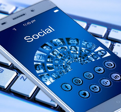 Social media bots and misinformation